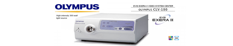 OLYMPUS CLV-180 Processor