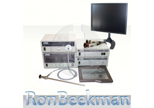 KARL STORZ Image 1 Laparoscopy System with Recorder