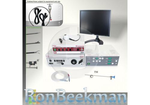 STRYKER 888 Starter Laparoscopy System