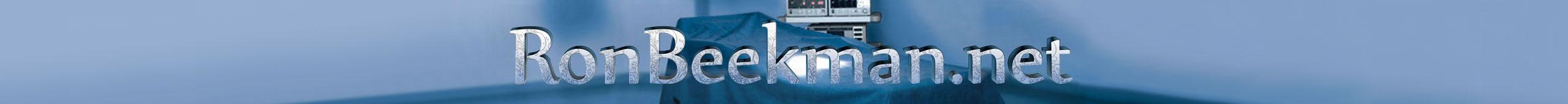 RonBeekman.net
